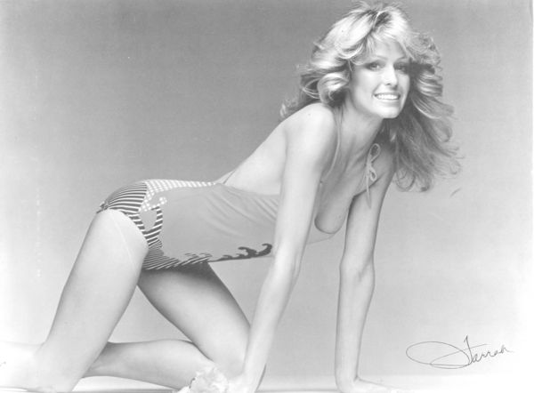 Farrah Fawcett 1976