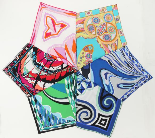 Pucci-Scarves