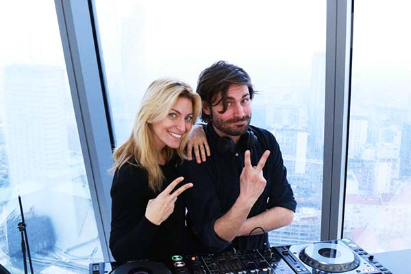 Evento Breakfast Rave_ BreakUpandMove_ Federica Fontana Federico Russo