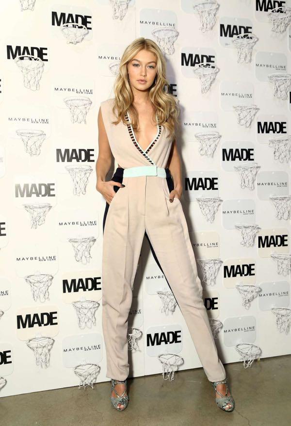 Gigi Hadid Blonde
