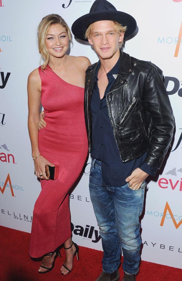 Cody Simpson Gigi Hadid