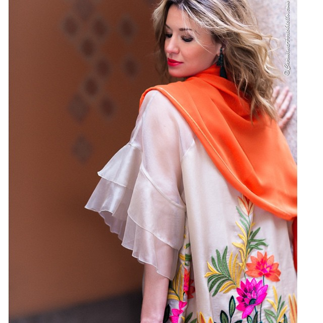Arabic nights... Discover my outfit on my blog affashionate.com #elenabarolo…