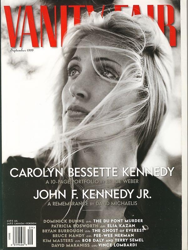 vanity+fair+september+1999+carolyn+bessette
