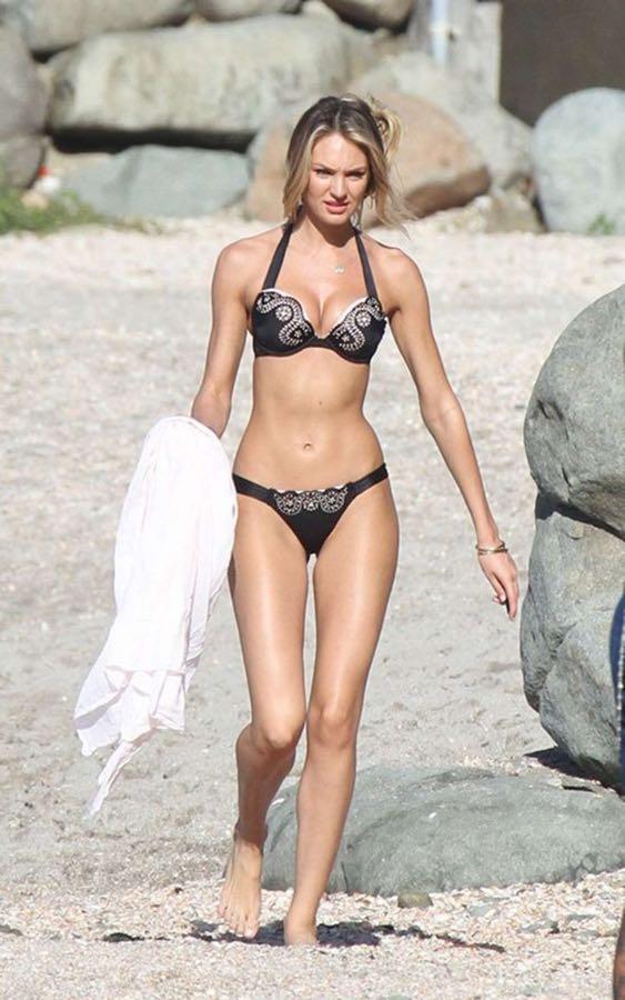 Candice Swanepoel bikini in St Barts-09