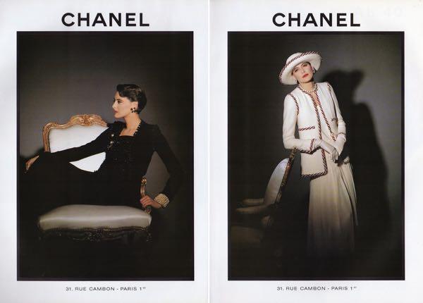 chanel+ad+ines+de+la+fressange+spring+1989+vogue+germany+april_3