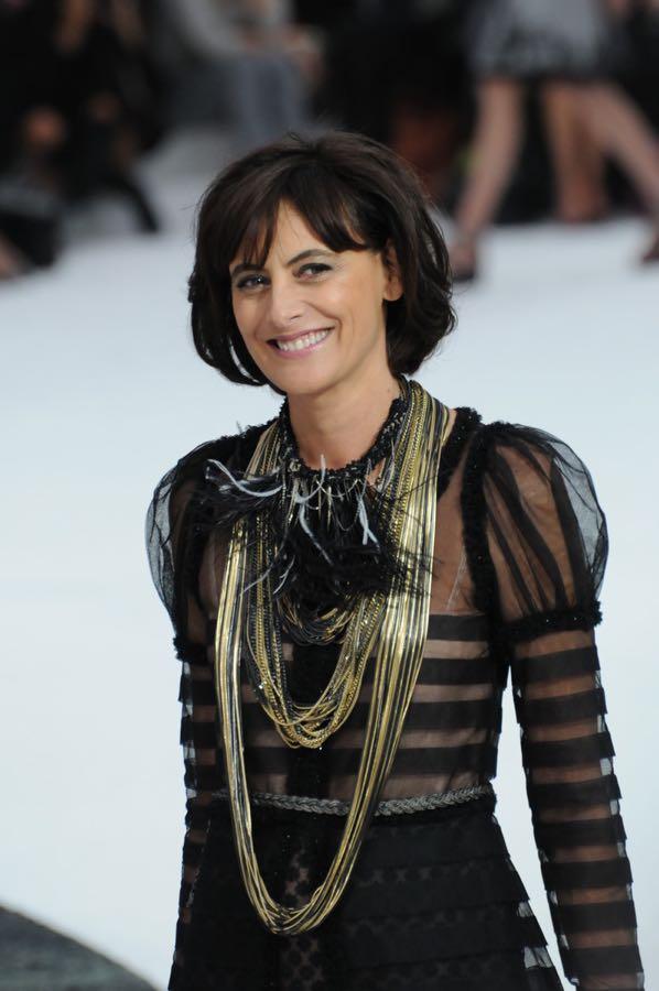 Défilé de mode Pret à Porter Printemps-Eté 2011. Chanel. News Pictures