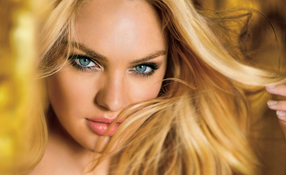 Candice Swanepoel: the angel of South Africa