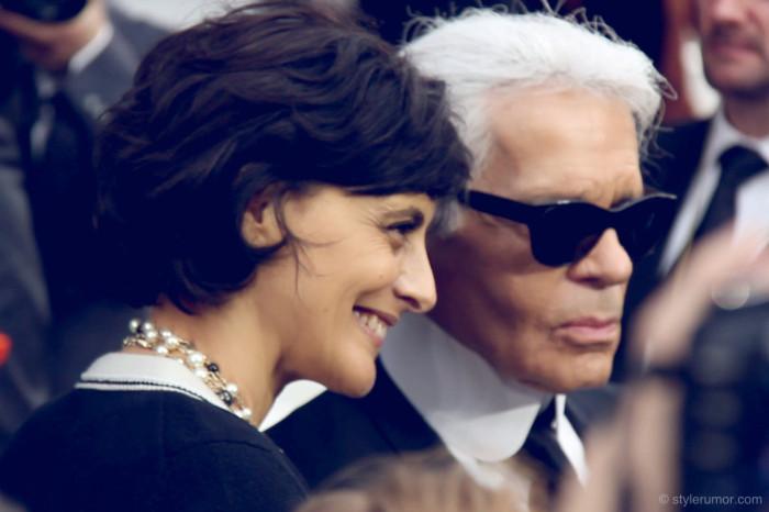 Chanel-Fall-Winter-2013-Collection-Ines-de-La-Fressange-Karl-Lagerfeld