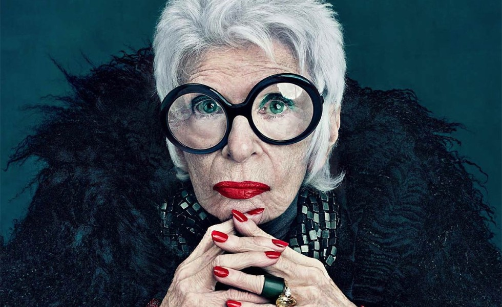Iris Apfel: the presidential style