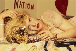 Musician Courtney Love