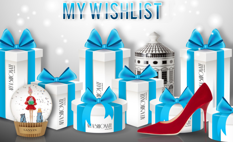 My wishlist