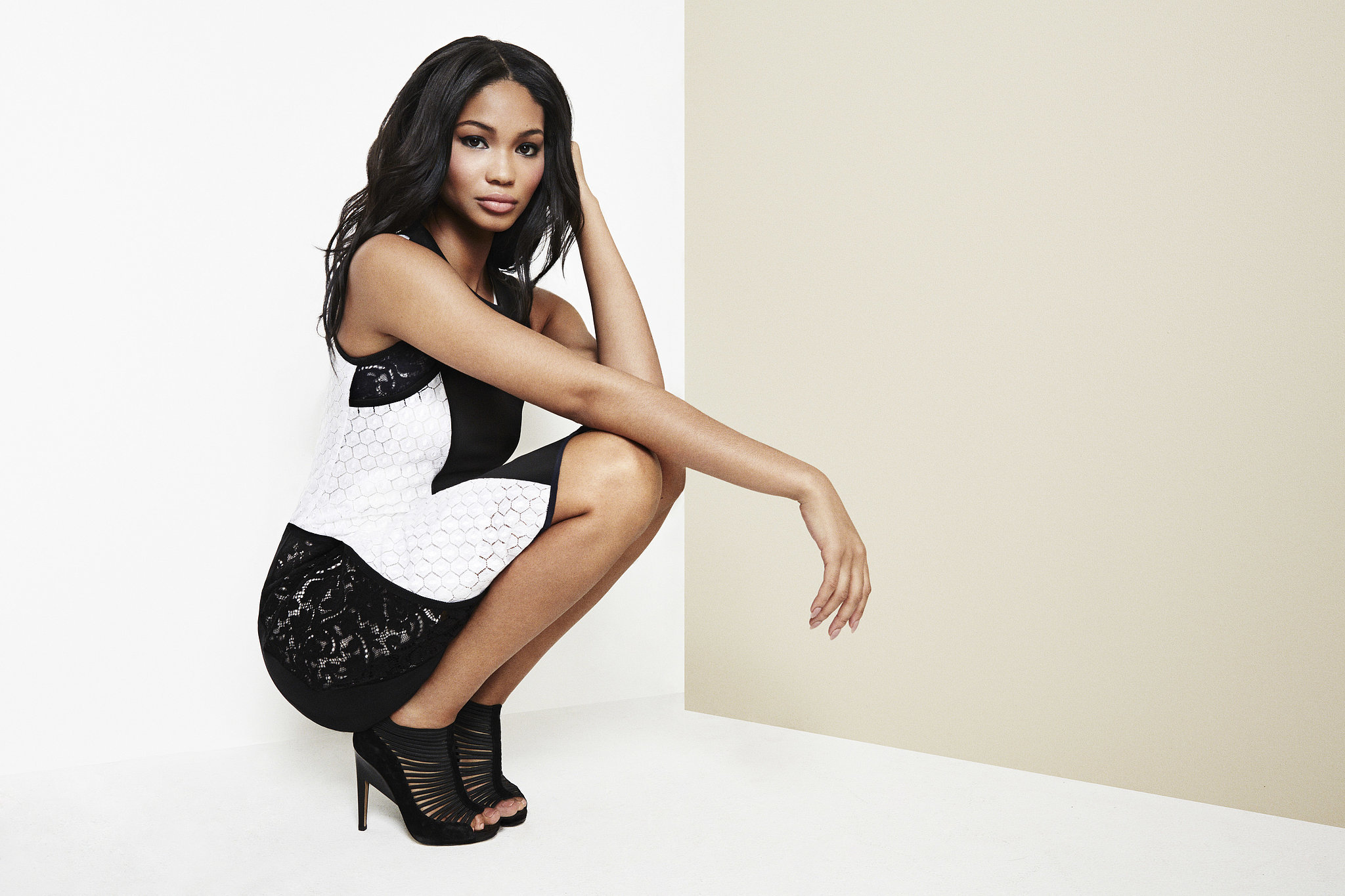 Chanel Iman s Lovelife All About Reaching Dating Goals With Her Partner