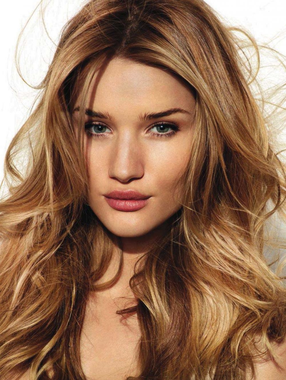 Rosie Huntington Whiteley The Modern Fable Affashionate Com