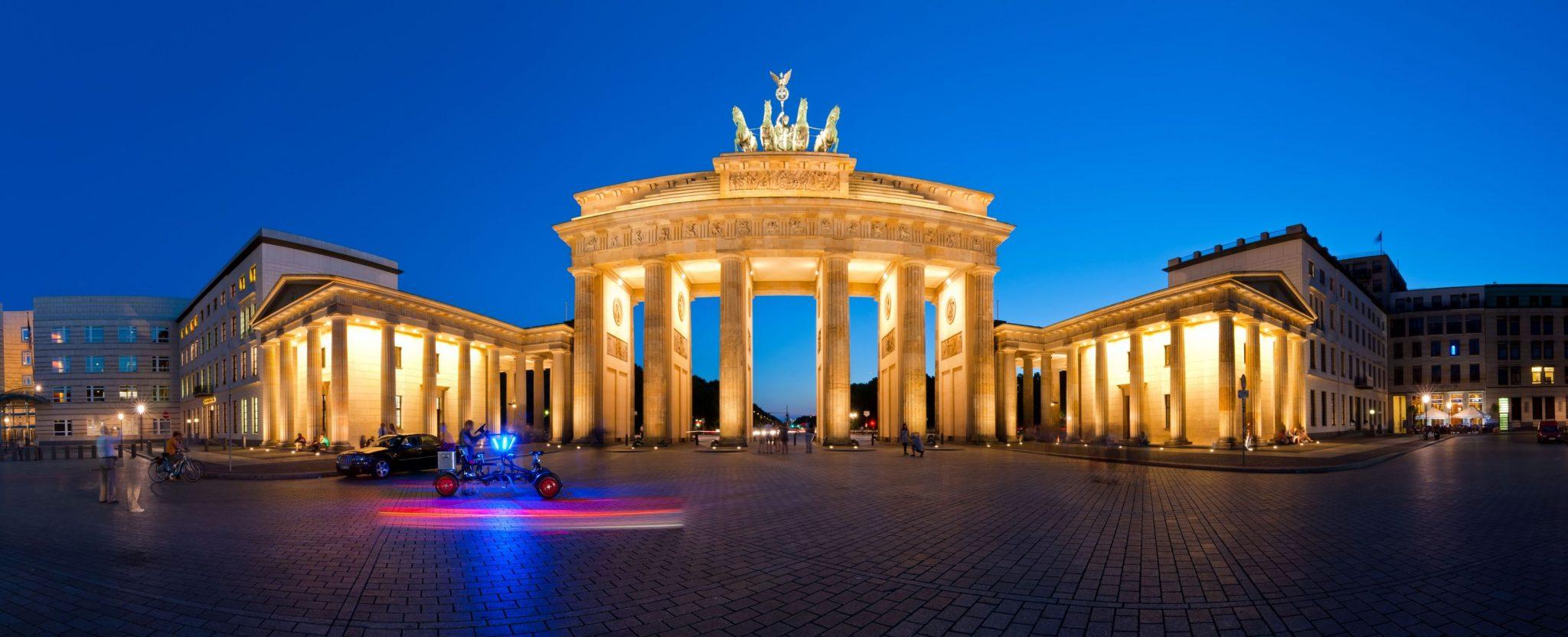 Un weekend a berlino affashionate com - Berlino porta di magdeburgo ...