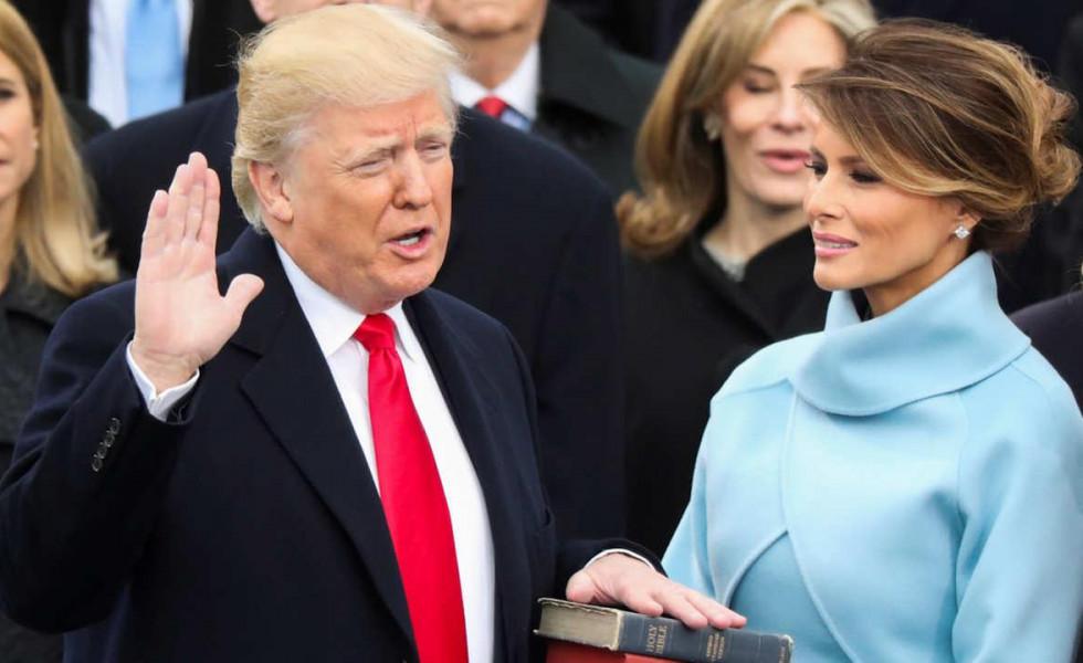 Chi ha vestito Melania Trump?