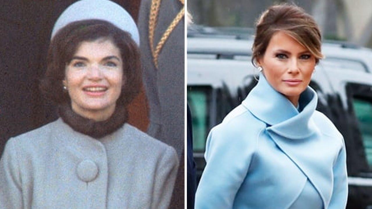 l'abito indossato da Jackie nel 1961