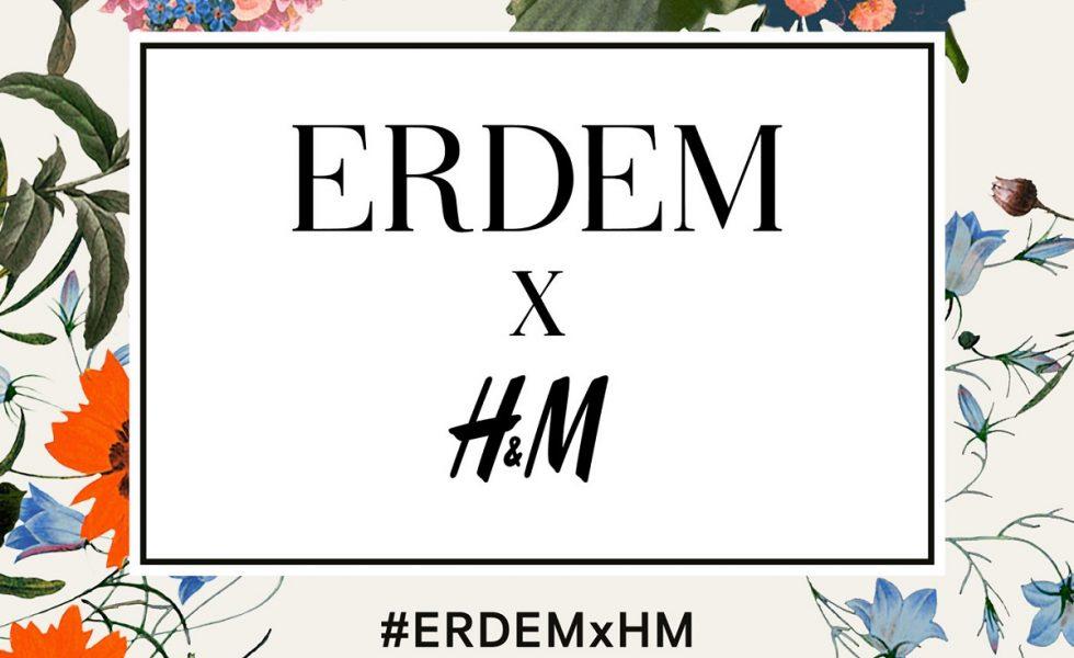 Erdem per H&M: quando la moda diventa low cost