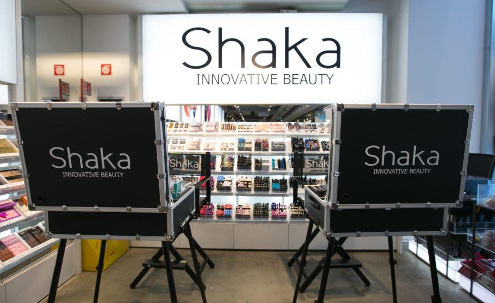 Shaka Innovative Beauty  e Makeup Revolution