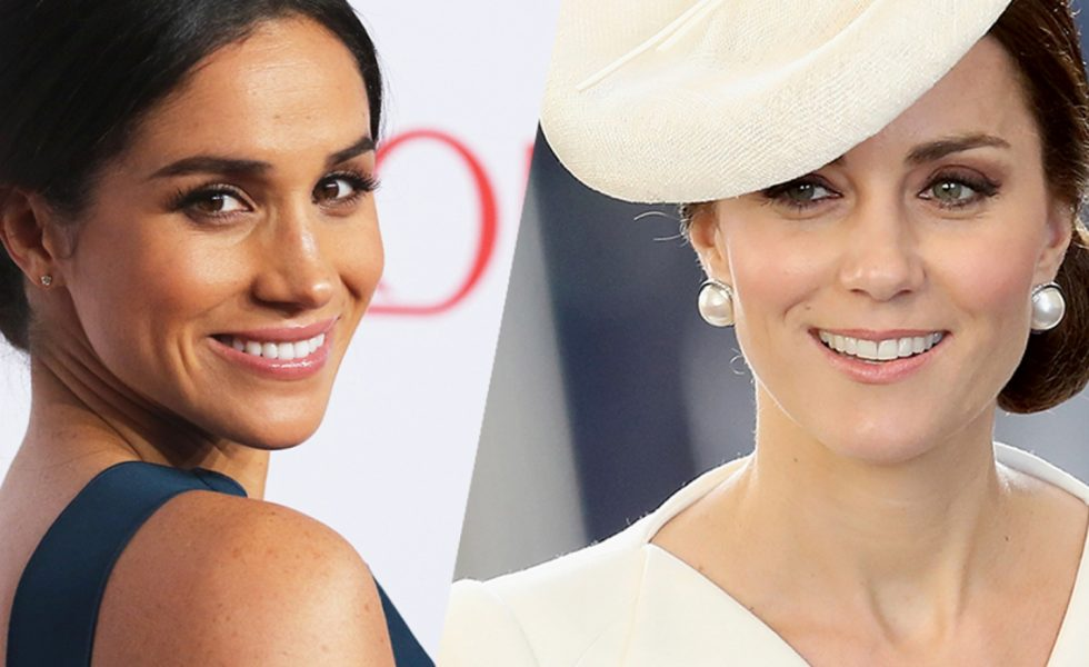 Meghan Markle VS Kate Middleton: due principesse a confronto