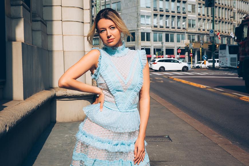 principessa azzurra