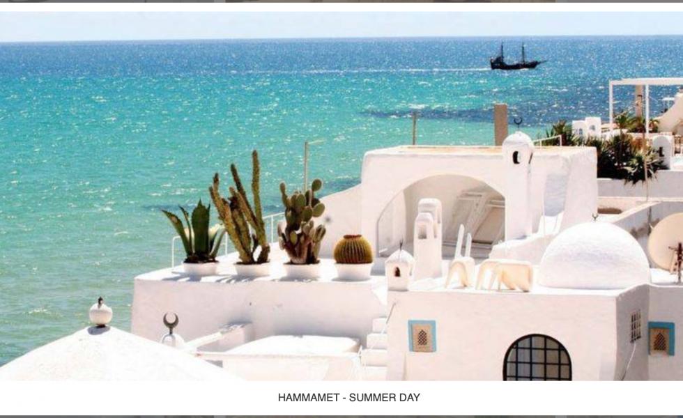 VIAGGIO IN TUNISIA E A CARTAGINE