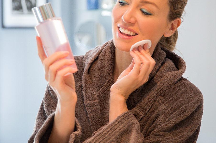 La mia beauty routine con Transvital